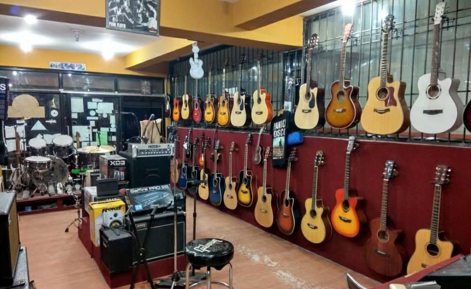 guitar stores in kathmandu