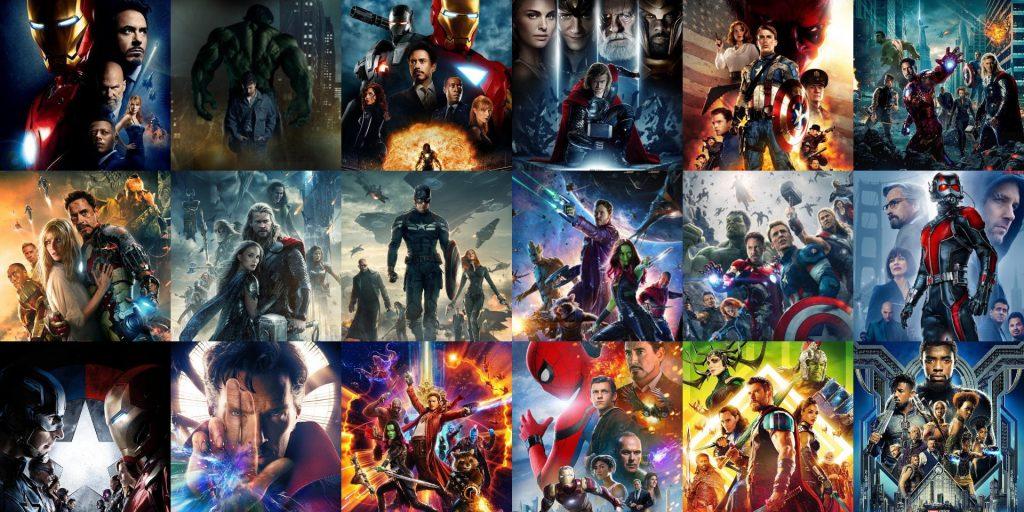Marvel movies Nepal