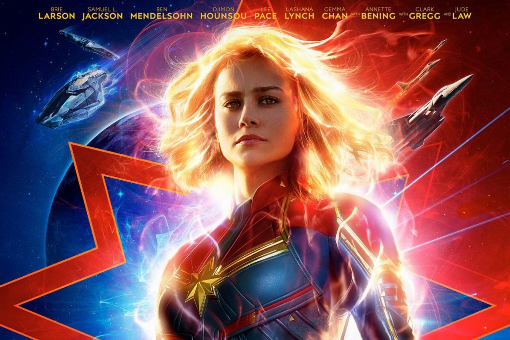 captain marvel release date in Nepal