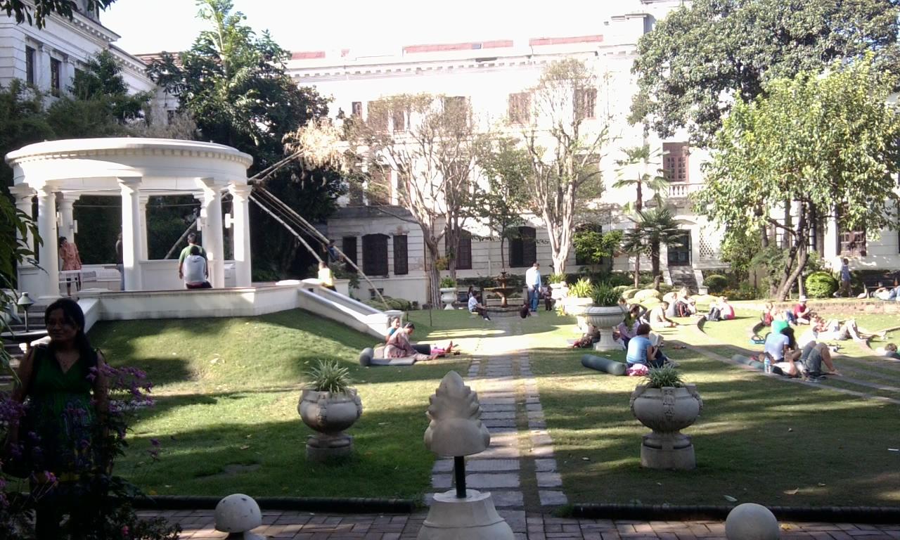 romantic places in kathmandu