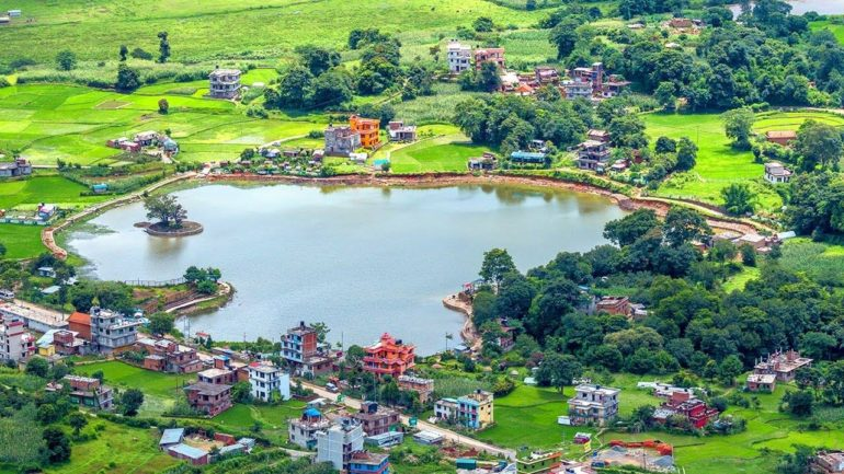 natural place in kathmandu